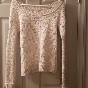 Oatmeal cozy sweater